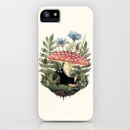 Tiny Unicorn iPhone Case