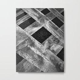 do, however, offer modulations: Metal Print