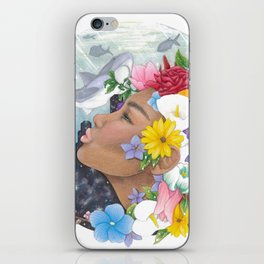 Beauty in Abstract-Realism iPhone Skin
