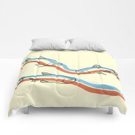 Neons Comforters