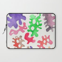 170321 Spring Watercolour 12 Laptop Sleeve