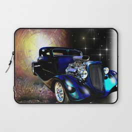 Hot Rods In Space Laptop Sleeve