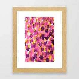 Buble Framed Art Print