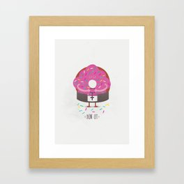 Don Ut Framed Art Print