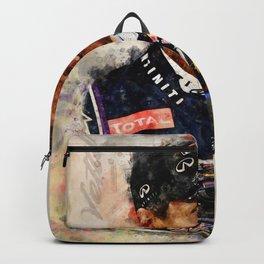 Sebastian Vettel Backpack