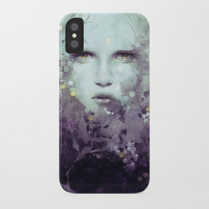 Vine iPhone Case