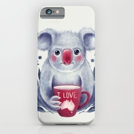 I♥Australia iPhone Case