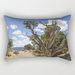 Twisty Tree Rectangular Pillow