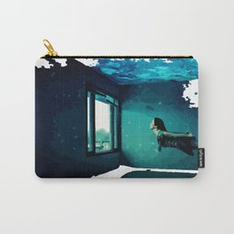 swimming room Carry-All Pouch
