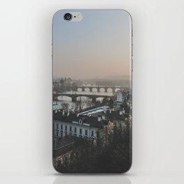 Prague, Czechia III iPhone Skin