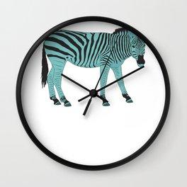 Zebrastyle Wall Clock