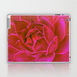 Suculenta Roja Laptop & iPad Skin