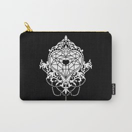 RICH BY HEART Carry-All Pouch
