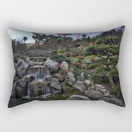 Japanese Friendship Gardens, Balboa Park, San Diego Rectangular Pillow