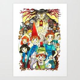 OTGW 07 Art Print