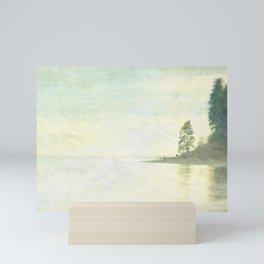 I Dreamed Of A Beach Mini Art Print
