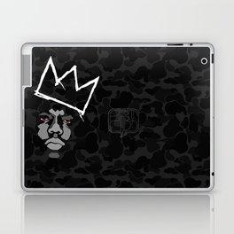Biggie Basquiat Laptop & iPad Skin