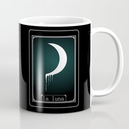 Luna Tarot Card Coffee Mug