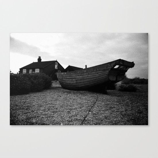 Dungeness 1 Canvas Print