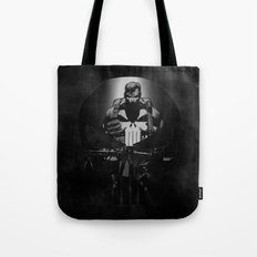 The Punisher Tote Bag