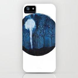 Moon light  iPhone Case
