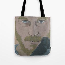 Ragnar Lothbrok from Vikings Tote Bag