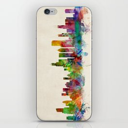 Chicago City Skyline iPhone Skin