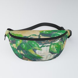 Houseplant painting Fanny Pack