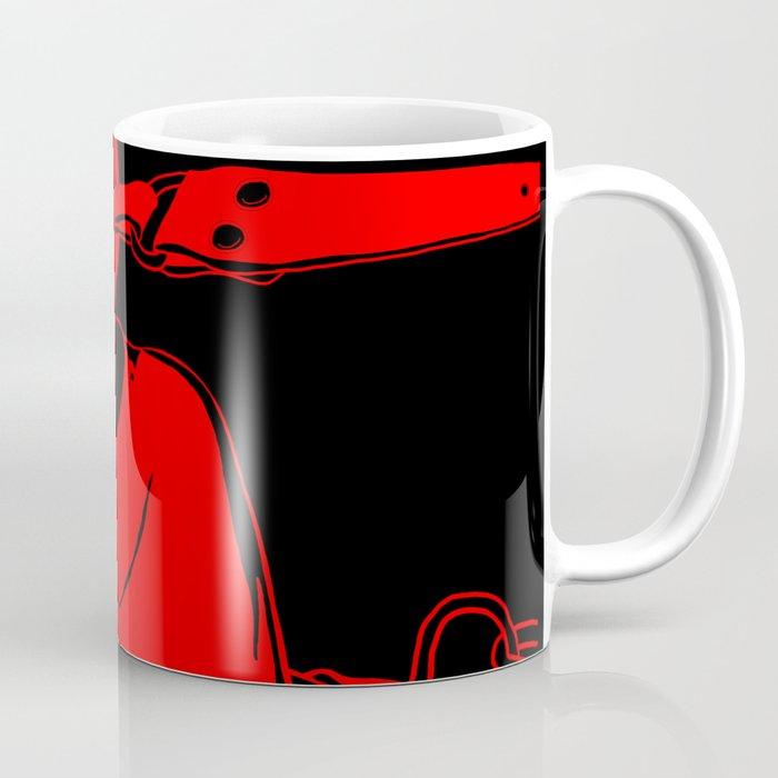 BALLGAG N LATEX Coffee Mug