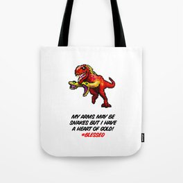 Don't Judge Me! Tote Bag
