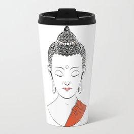 Life of Buddha Travel Mug