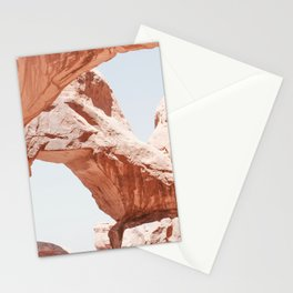 Desert Arches Stationery Cards