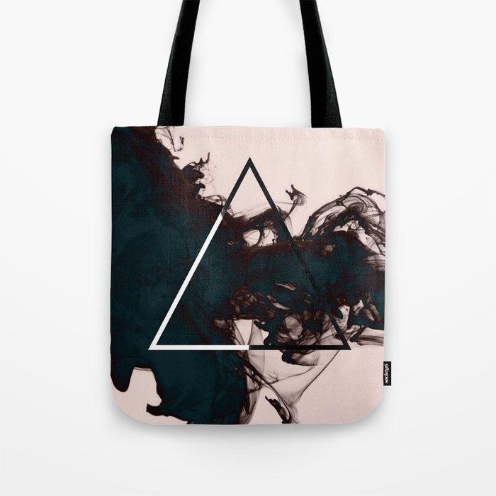 Pastel Smoke Tote Bag