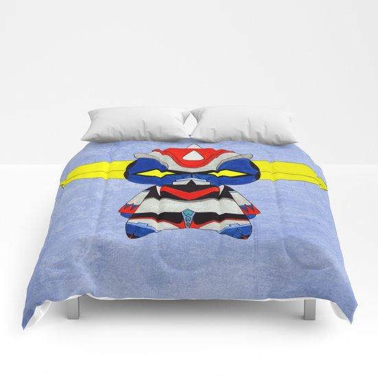 A Boy - Grendizer aka Goldorak Comforters