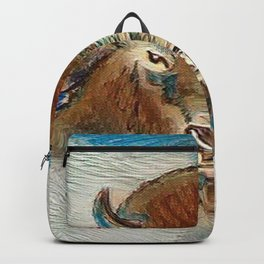""" The Messenger "" Backpack"
