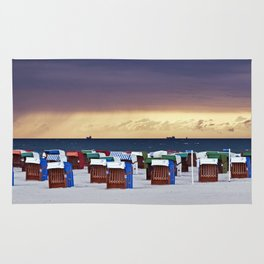 A STORM IS COMING - BALTIC SEA Rug