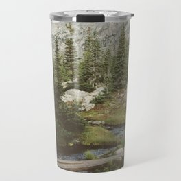 Dream Lake Creek Travel Mug
