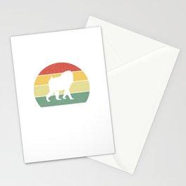 Just A Mum Who Loves Mandrills Mandrill Mom Stationery Cards