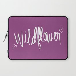 Wildflower Laptop Sleeve