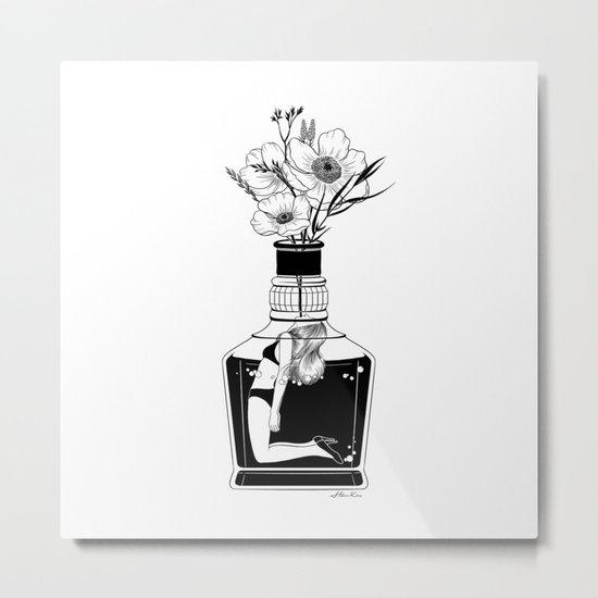 Hangover Metal Print