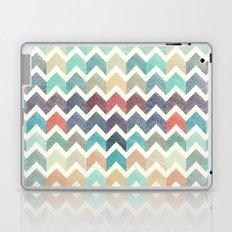 Glitter Chevron IV Laptop & iPad Skin