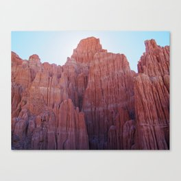 Cathedral Gorge 1 Canvas Print