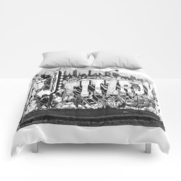 Nightcat Comforters