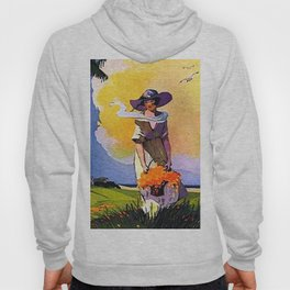 Lady by the Sea Hoody
