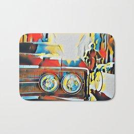 Buick art Bath Mat