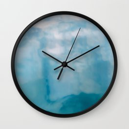 On the Water 2 Wall Clock