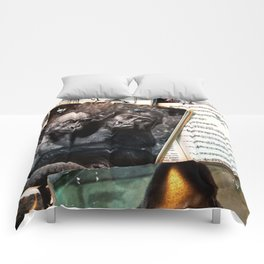 Melody for a Monkey - BERLIN - Germany  Comforters