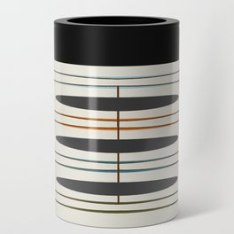 Mid-Century Modern 1.1 Can Cooler