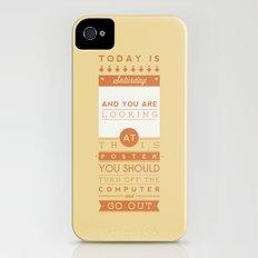 Saturday night fever. Slim Case iPhone (4, 4s)