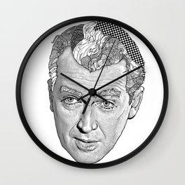 James Stewart Wall Clock